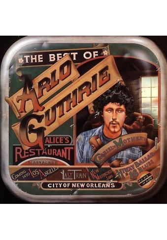 Musik-CD »Best Of / Guthrie,Arlo« kaufen