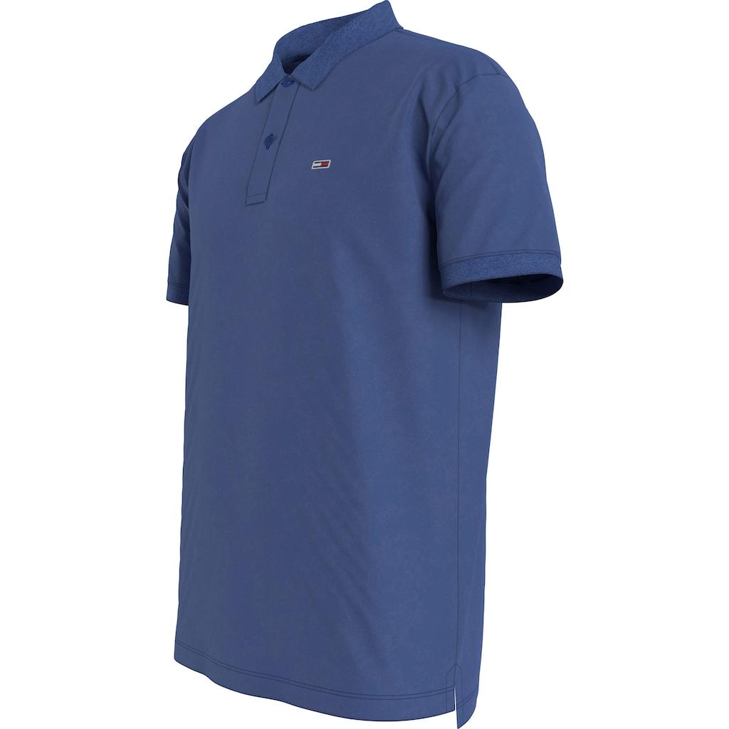 Tommy Jeans Poloshirt »TJM GARMENT DYE POLO«