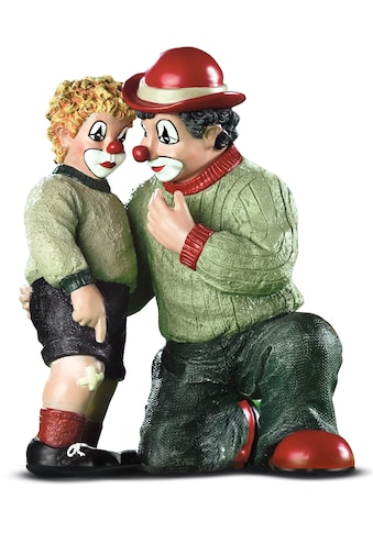 Gildeclowns Sammelfigur »Clown Dekofigur, Das Malheur«, Clown Dekofigur, handbemalt,... kaufen