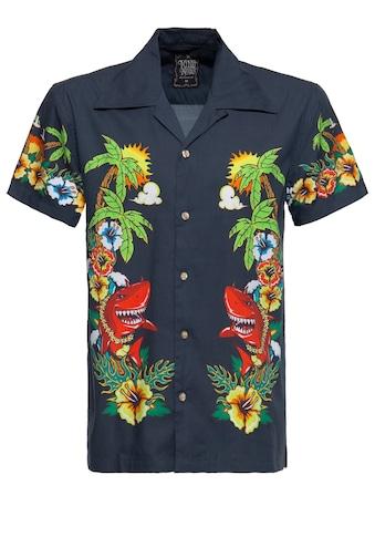 KingKerosin Hawaiihemd »Mermaid«, mit tropischem Print kaufen