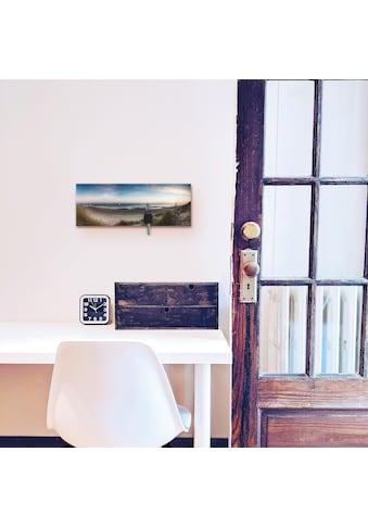 Artland Schlüsselbrett »Strand und Sanddünen am Hengistbury Head«, aus Holz mit 4... kaufen