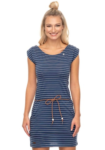Ragwear Jerseykleid »CHEGO« (Set, mit abnehmbarem Gürtel) kaufen