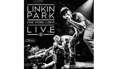 Musik-CD »One More Light Live / Linkin Park« kaufen