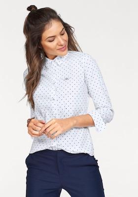 Dots Bluse für Damen