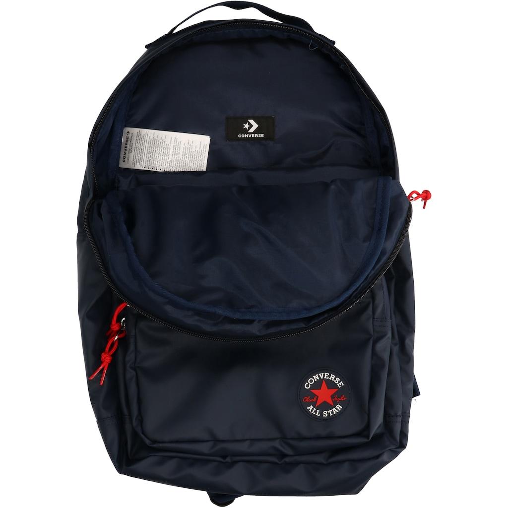 Converse Laptoprucksack »Coated Retro, navy«