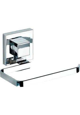 WENKO Toilettenpapierhalter »Quadro«, Vacuum - Loc kaufen