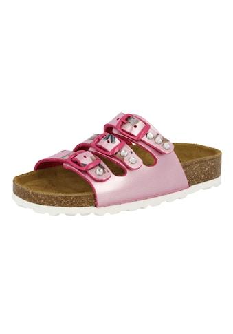Lico Pantolette »Pantolette Bioline Horse - rosa« kaufen