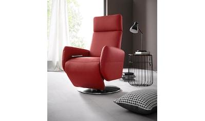 Places of Style Relaxsessel »Kobra«, in Größe M, wahlweise mit Motor und Aufstehhilfe kaufen