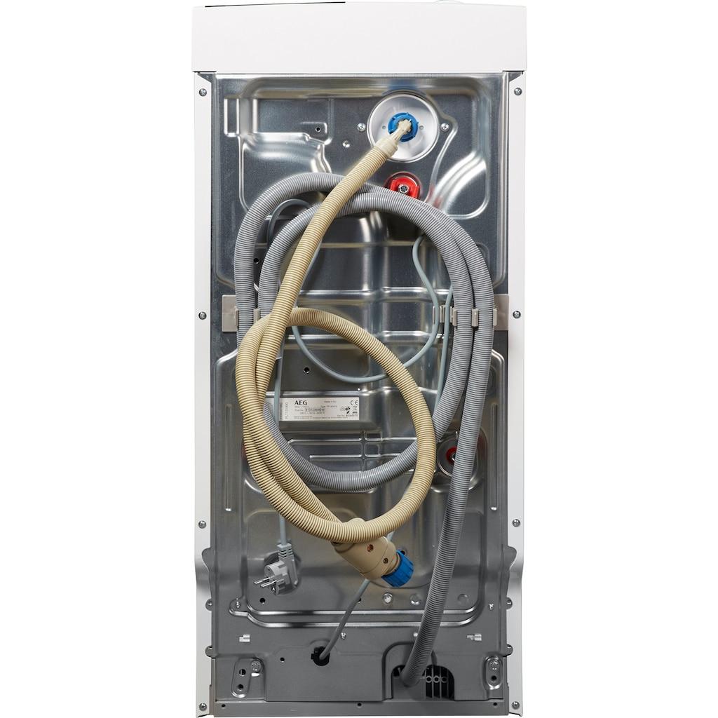 AEG Waschmaschine Toplader »L7TB27TL«, Serie 7000, L7TB27TL, ProSteam - Auffrischfunktion