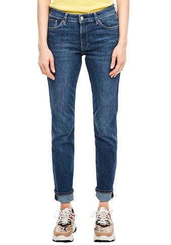 s.Oliver Slim-fit-Jeans »Betsy«, in Basic 5-Pocket Form kaufen