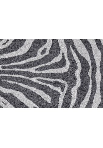 Fußmatte ZEBRAFELL ohne Gummirand, ZEBRA kaufen