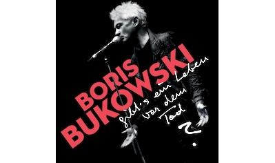 Vinyl »Gibt's ein Leben vor dem Tod? / Bukowski,Boris« kaufen