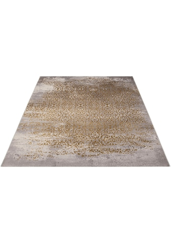 merinos Teppich »Gayla«, rechteckig, 12 mm Höhe, Vintage Design, Hoch-Tief-Effekt,... kaufen