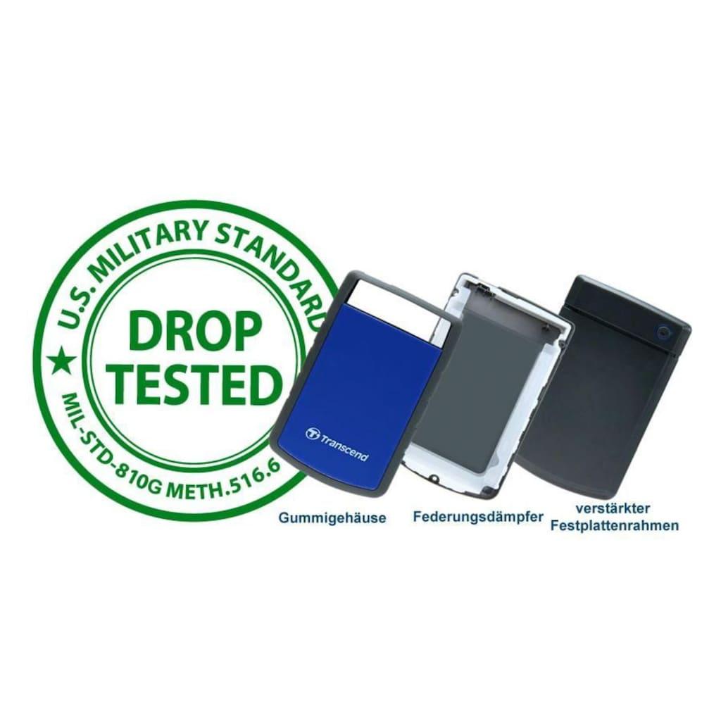 "Transcend SSD »StoreJet 2,5\"" H3B 1TB USB 3.0«, Festplatte"