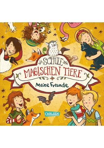 Buch »Die Schule der magischen Tiere: Meine Freunde (Freundebuch) / Margit Auer, Nina... kaufen