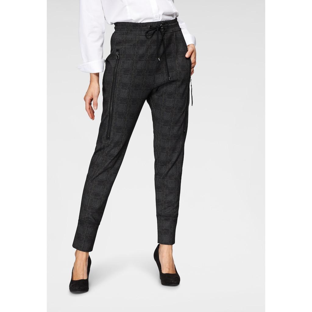 MAC Jogger Pants »Future-Pants«, Große Reißverschlusstaschen