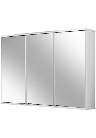 FACKELMANN Spiegelschrank »Lavella und Rondo«, Breite 100,5 cm, Badspiegelschrank mit Sofclose-Türen kaufen