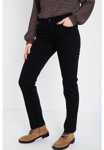 Pulz Jeans Röhrenjeans »PZEMMA Straight Leg 50205667«, Klassische Jeans mit gradem Bein kaufen