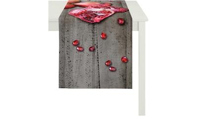 Tischläufer, »7919 Granatapfel«, APELT (1 - tlg.) kaufen
