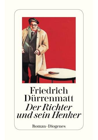 Buch »Der Richter und sein Henker / Friedrich Dürrenmatt« kaufen