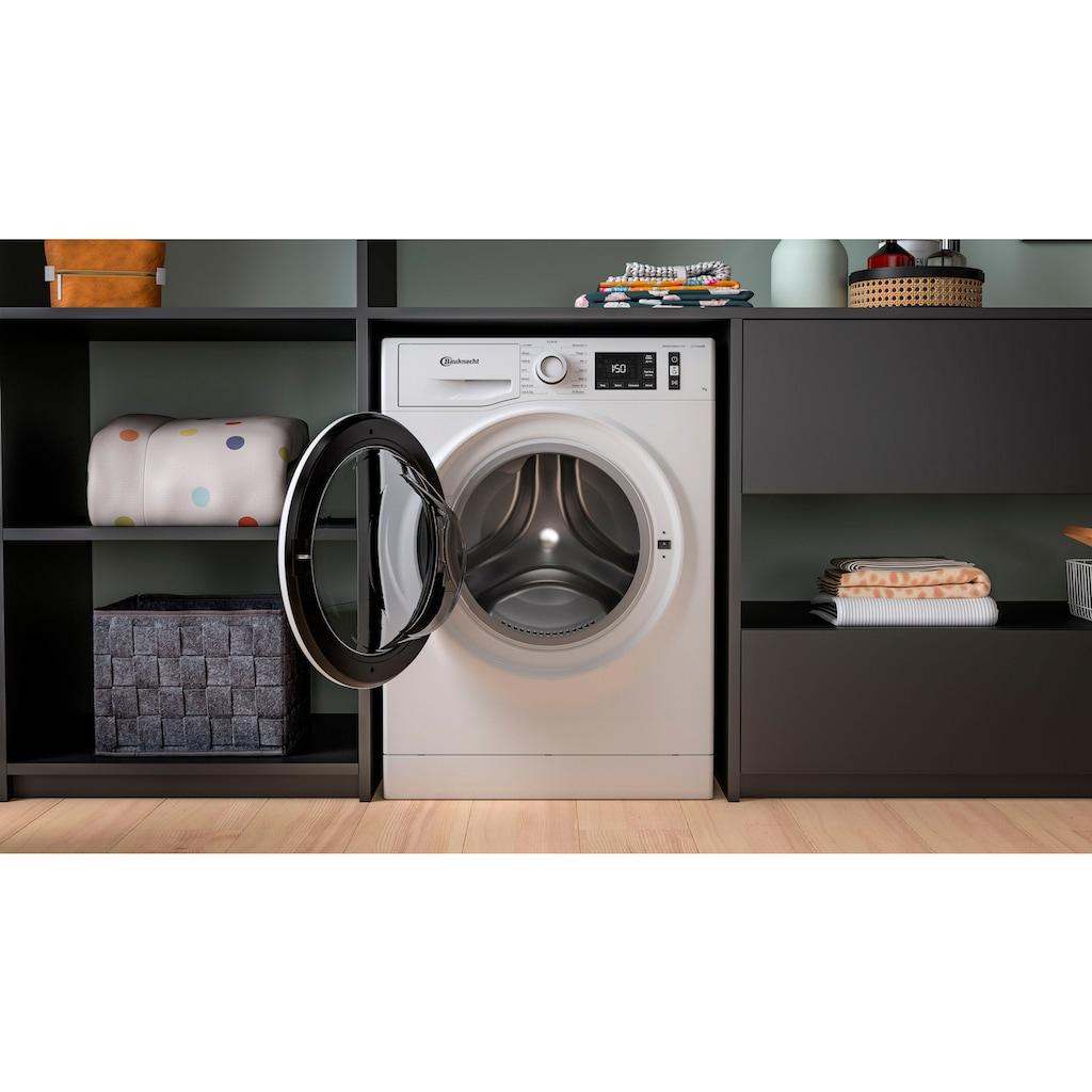 BAUKNECHT Waschmaschine »W Active 711C«, W Active 711C, 7 kg, 1400 U/min
