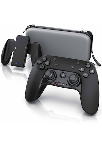 CSL Zubehör Set für Nintendo Switch - Controller, Ladegriff, Tasche kaufen