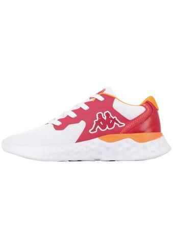 Kappa Sneaker »ZIBO«, mit modischen Laminierungen<br /> kaufen