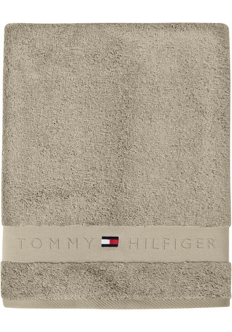 TOMMY HILFIGER Handtücher »Frotteeuni«, (2 St.), in vielen Farben erhältlich kaufen