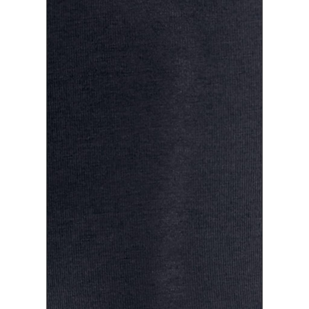 s.Oliver Boxer, (Packung, 4 St.), mit kontrastfarbenem Webbund