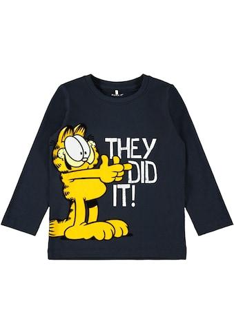 Garfield Langarmshirt »Garfield« kaufen