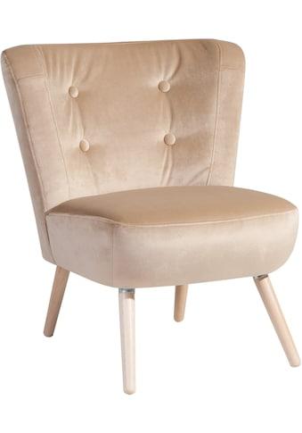 Max Winzer® Sessel »Nikki« kaufen