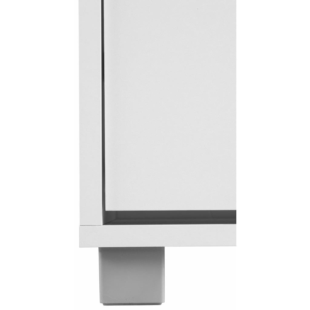 Schildmeyer Schuhschrank »Pisa«, Breite 88,5 cm, mit 4 Klappen