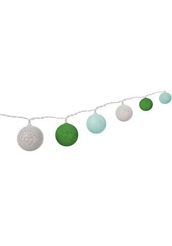 Goobay LED Dekolicht »Batteriebetrieben«, Warmweiß, Lichterkette mit 10 warm weißen LED kaufen