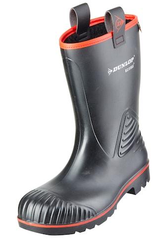 Dunlop Sicherheitsstiefel »Rocker«, Sicherheitsklasse S5, mit warmer Fütterung kaufen