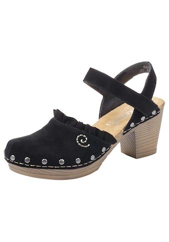 Rieker Sandalette, mit Nieten verziert kaufen