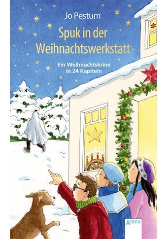 Buch »Spuk in der Weihnachtswerkstatt / Jo Pestum, Carmen Hochmann« kaufen