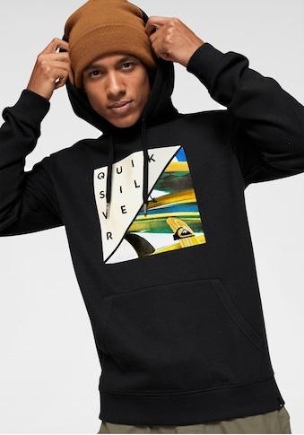Quiksilver Kapuzensweatshirt »TYP STAXED MYM« kaufen