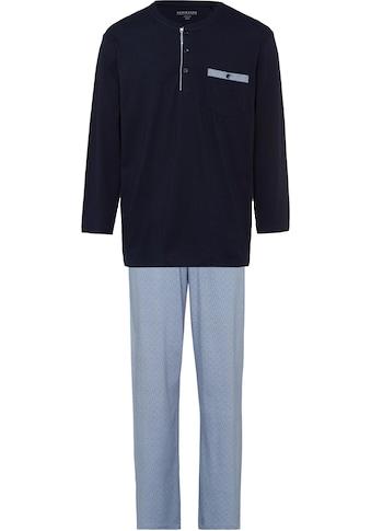 Schiesser Pyjama »Original Classics« (Set) kaufen