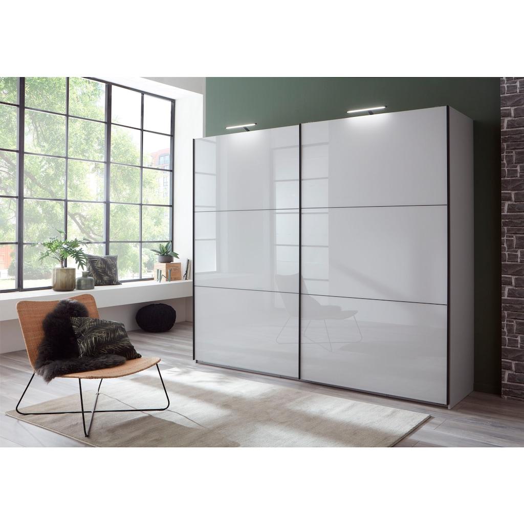 Fresh To Go Schwebetürenschrank »Seoul«, mit Glastüren