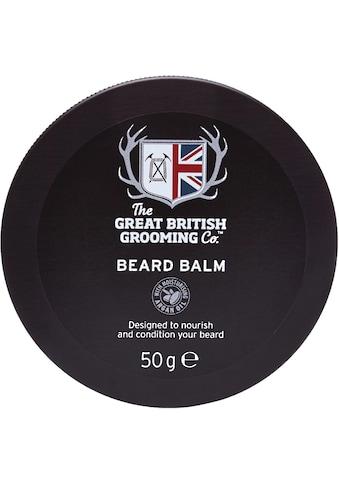 The Great British Grooming Co. Bartbalsam »Beard Balsam« kaufen