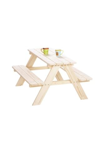 Pinolino® Kindersitzgruppe »Nicki für 4«, Made in Europe kaufen