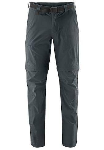 Maier Sports Funktionshose »Tajo 2«, Ausgezeichnete Outdoorhose mit funktionellem Zipp-Off kaufen