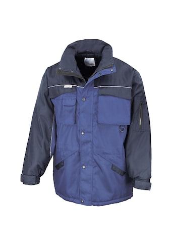 Result Funktionsjacke »Herren Arbeitsjacke, wasserabweisend, winddicht« kaufen