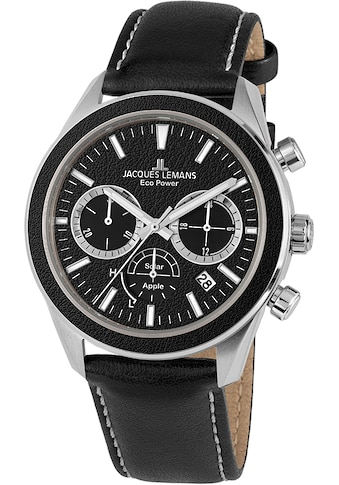 Jacques Lemans Chronograph »Eco Power Solar Apple, 1-2115A« kaufen