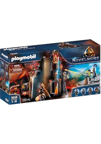 "Playmobil® Konstruktions - Spielset ""Burnham Raiders Feuerruine (70539), Novelmore"", Kunststoff kaufen"