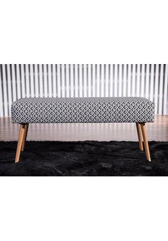 Max Winzer® Sitzbank »Sit«, ILLUSION, mit hohen konischen Füßen kaufen