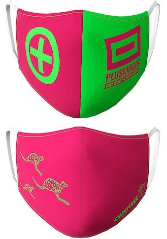 """Chiemsee Mund - Nasen - Maske """"für Damen"""" (Packung, 2 Stück) kaufen"""