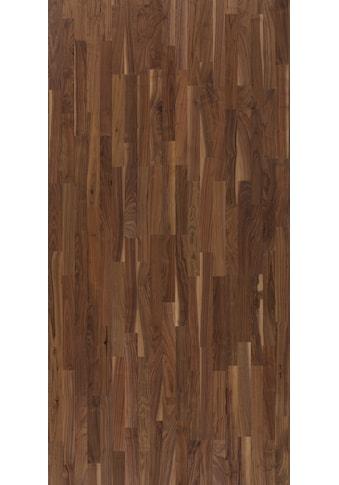 PARADOR Parkett »Eco Balance Natur - schwarz Nussbaum europ.«, ohne Fuge, 2200 x 185... kaufen