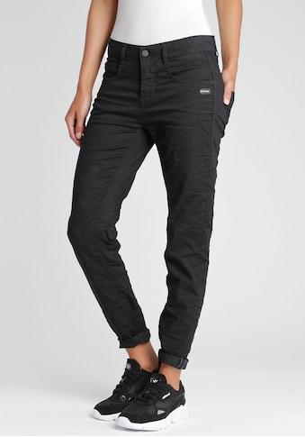 GANG 5-Pocket-Jeans »Amelie«, mit schrägen tief sitzenden Gesäßtaschen kaufen