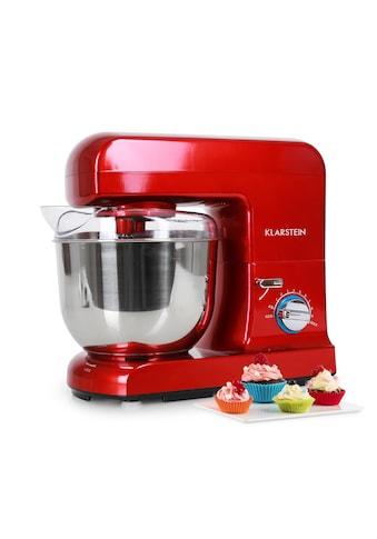 Klarstein Küchenmaschine 1000W Rührmaschine Knetmaschine automatisch 5 L »Gracia« kaufen
